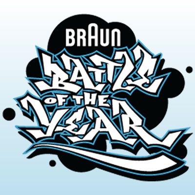 Braun Battle of the Year
