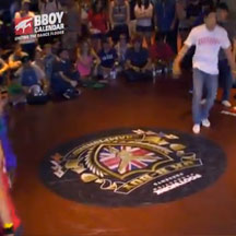 UK B-Boy Championships 2013 – Suicide Kingz vs People of the Sun (Prelims)